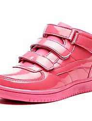 Sneakers de diseño ( Negro/Amarillo/Rosado ) - Comfort - Cuero sintético