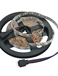 jiawen® 5m 300x3528 smd RGB LED strip ljus (DC 12V)