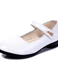 Bailarinas ( Blanco ) - Comfort - Piel