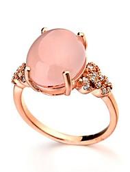 stilvoll und elegant im europäischen Stil Edelstein-Ringe