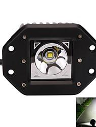 impermeabile 15w 1000lm 6000k bianco luce fascio di punto luce principale modifica dell'automobile 10 ~ 30 V CC