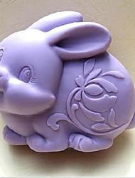 Moule de Cuisson Animal Pour Gâteau Pour Cookie For Chocolate Caoutchouc de silicone Haute qualité Ecologique Papier à cuire