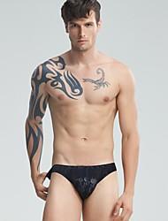 puro lingerie sexy transparente preta dos homens