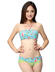 YINGFA Women's Strap Polyester Spandex Padded Sexy Fashion Classic One-piece Swimwear