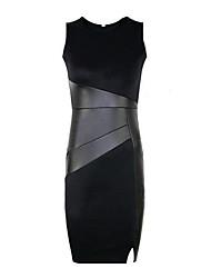 Robes ( Coton mélangé ) Informel - Moyen