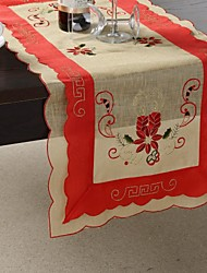 1 Polyester Rectangular Table Cloths