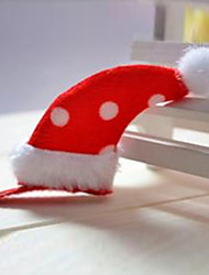 Girl's Christams Hat Hair Clips