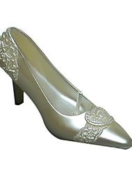 zapatos cristalinos vela