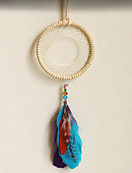 multicolore plume Dream Catcher