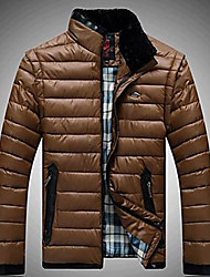 Men's Cotton/Polyester Casual Aikami