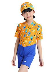 YINGFA Girls' Lovely New Design  Fashion Swimwear