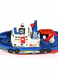eau électrique bateau de police jouet