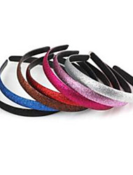 Women's Fashion Athletic FLUO Elstic Hair Band(Assorted colors)  \