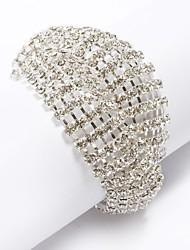 Women's Fashion Bracelet Cubic Zirconia/Alloy Cubic Zirconia