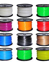 CTC Brand PLA 3D Printer Filament 3D Printing Consumables Material(1.75mm,1KG)