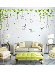 Wall Stickers Wall Decals, Style Large Photo Tree PVC Wall Stickers