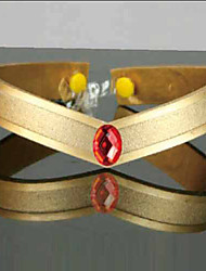 Sailor Moon Sailor Mars PVC Cosplay hoofdband