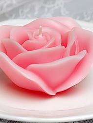 vela rosa criativo romântico
