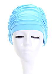sanqi unisex fashional waterdicht anti-slip oor&bescherming van het haar badmuts
