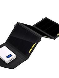 12w 5v 2a 9000mAh externe usb neue Generation abnehmbaren Solarladetasche für iphone6 / 6plus / samsung / andere Geräte