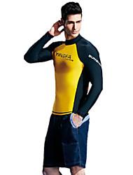 le spandex yingfa hommes& la mode en nylon d'une seule pièce maillots de bain