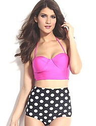 Bikinis/Tankinis ( Otros )- Sin Cables/Sujetadores con relleno - Bandeau/Straped para Mujer