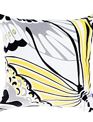 "Modern 18"" Square Animal Print Pillow Cover/Pillow With Insert"