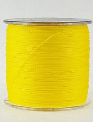 New Fighter Brand Multifilament PE Braided Fishing Line Carp 500m Super Strong 4 Stands 30/40/45/50lb