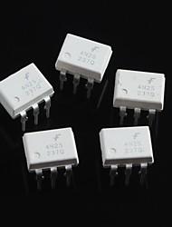 dip 4N25 optocoupleur transistor de sortie (5pcs)