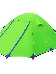 HT9301  HIMALAYA Fiberglass Poles Double Tent for 2 Persons