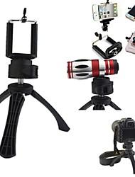 portable hochwertige Kamera Stativhalterung mit Handy-Halterung für iphone, Samsung und andere