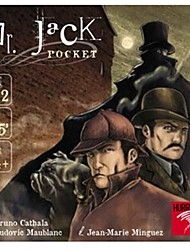 Mr.Jack in new york poche plateau de jeu