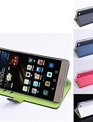 la conception de la qualité de la mode cuir artificiel pour Huawei compagnon 7