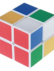 Shengshou® Smooth Cube Velocità 2*2*2 Velocità / Livello professionale Cubi Bianco PVC