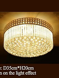 Lampadari - Contemporaneo/Tradizionale/Classico - DI Metallo - Cristallo/LED/Lampadine incluse