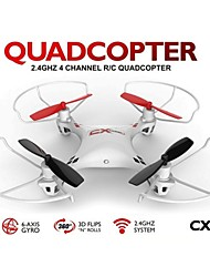 CX Model CX021 4CH 2.4G 6 Axis RC Remote Control Drone UFO RTF