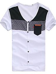 T-Shirts ( Algodão ) MEN - Bodycon