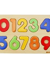 benho фанера головоломка деревянная образование ребенка игрушка