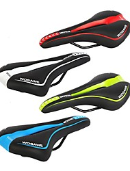 WOSAWE elasticity/breathable Mountain Bike/Road Bike/ Cycling Bicycle Cushion Bike Saddle As Picture
