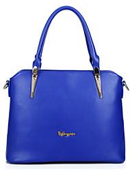 Vechy Women's European Fashion Simple Handbag Handbag