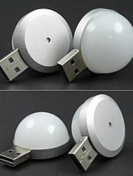 1.75w com camping olho lâmpada de leitura lâmpada difusor hemisférica 4ledusb