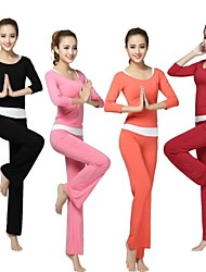 Women's Modal Half Sleeve Tracksuits Practise Yoga Suits 3 Sets(Yoga Coat+Drawstring Yoga Pants+Sexy Yoga Vest)
