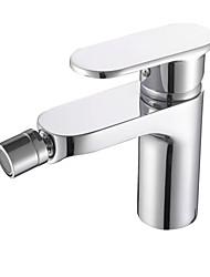seule chrome trou robinet de bidet (d-5003001)