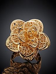 Anillos De mujeres Aleación / Dorado Aleación / Dorado 8 Oro