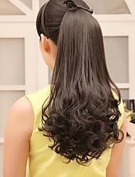 Fashion Beautiful Girl High Quality Hair Ponytail