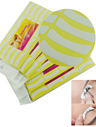 10PCS White False Eyelash Adhesive Pad Free Eyelash Extensions Pads Eyelash Tape Makeup Tools