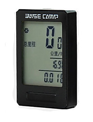 Basecamp ® Bike Computer,Cycling Wireless Stopwatch  Waterproof  Anti-Shock Back Light 24 Functions BC-962
