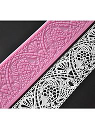 cuatro c hornear suministros cordón dulce molde de silicona colchoneta para el cojín que adornaba las herramientas fondant hornear herramientas de