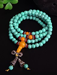 Persona Beads Collection With Turquoise Bracelet