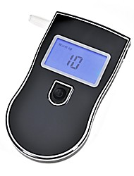 Advanced Professional Police Digital Breath Alcohol Tester Breathalyser Detector